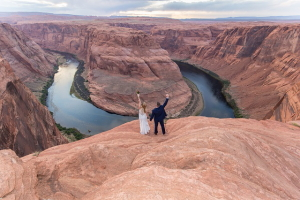 Horseshoe Bend Wedding (5)